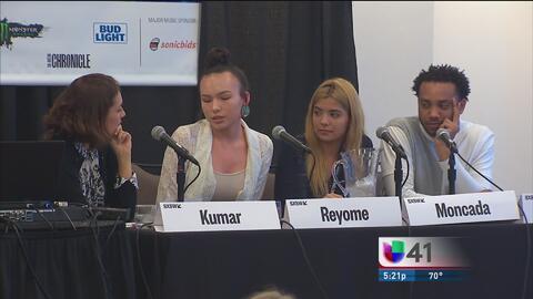 Jóvenes latinos buscan impulsar la defensa de los derechos humanos