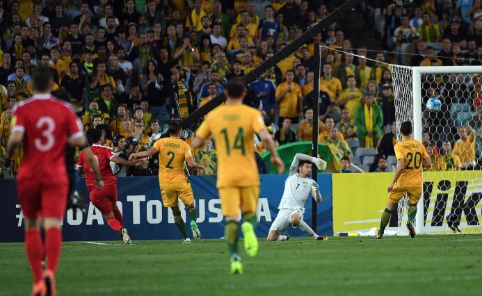 Australia será el rival de Concacaf en el repechaje al Mundial de Rusia...