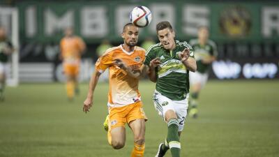 Portland Timbers vs. Houston Dynamo