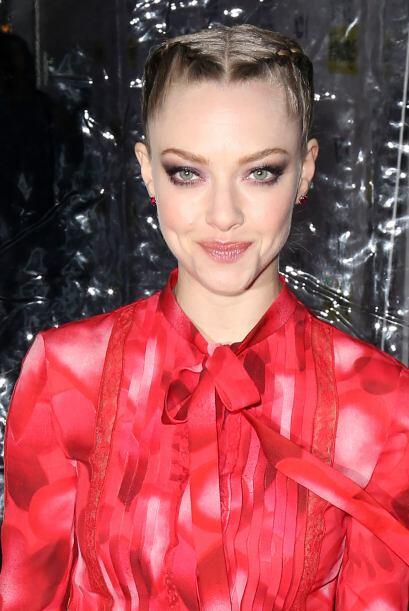 Amanda Seyfried en la premiere de 'While We're Young'.