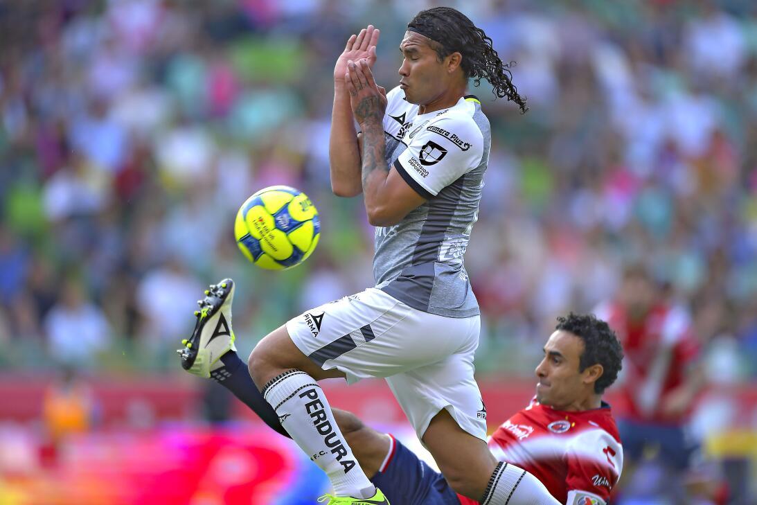 León golea en 20 minutos de gloria Leobardo Lopez Veracruz y Carlos Pena...