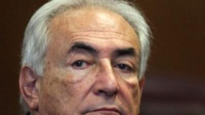 Strauss-Kahn fue detenido en 2011 en NY al ser acusado de asaltar sexual...