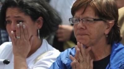 Víctimas de las FARC pugnan por un diálogo con el Gobierno colombiano.