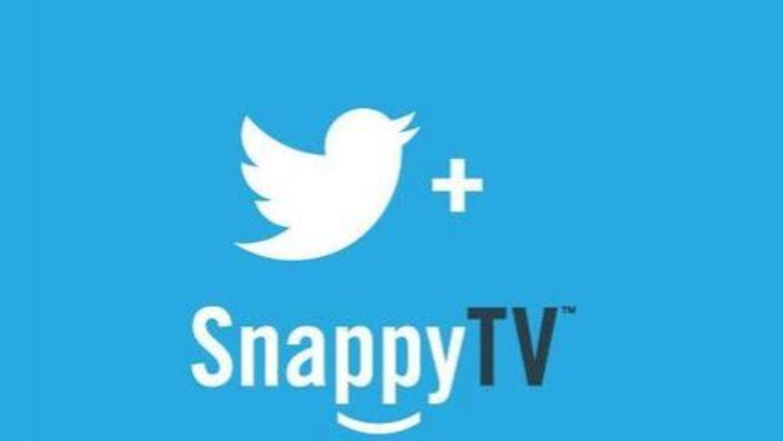 Snappy TV ahora podrá usarse en Twitter. (Foto: Snappytv.com)