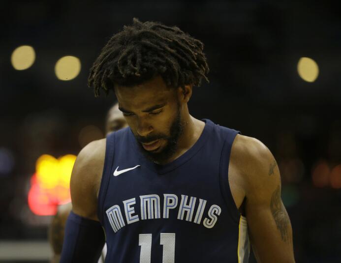 7. Mike Conley (Memphis Grizzlies) - 28,530,608 millones de dólares
