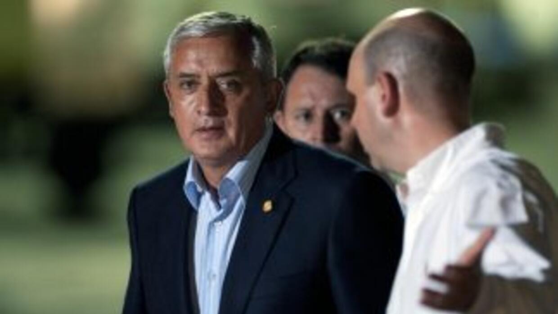El presidente de Guatemala, Otto Pérez Molina, confía en que esta vez Es...