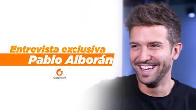 Pablo Alborán, ¿le tiene miedo al amor?
