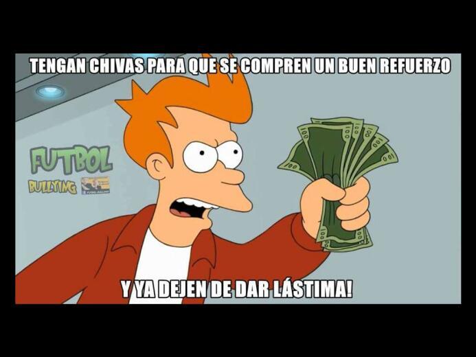 Los memes de la Jornada 17 del Apertura 2015