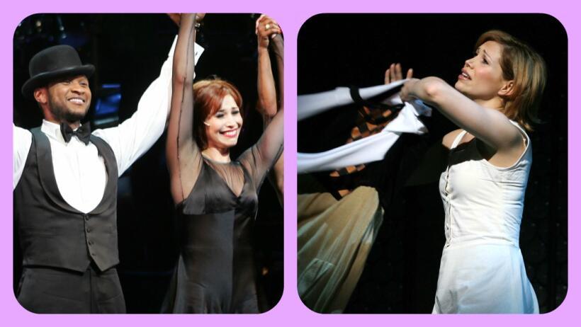 Bianca Marroquín se ha destacado en el teatro musical de Broadway..