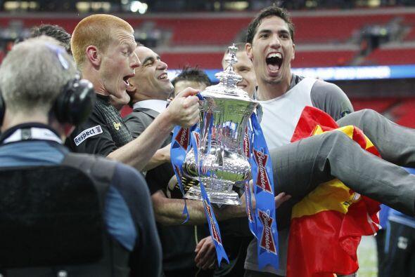 Este título les permite jugar en la próxima Liga Europa.