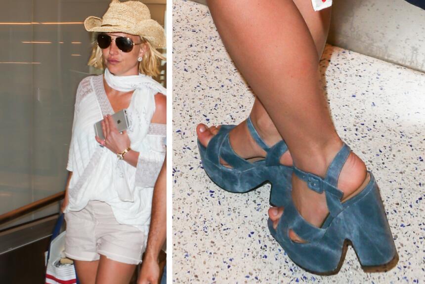 Britney Spears pies