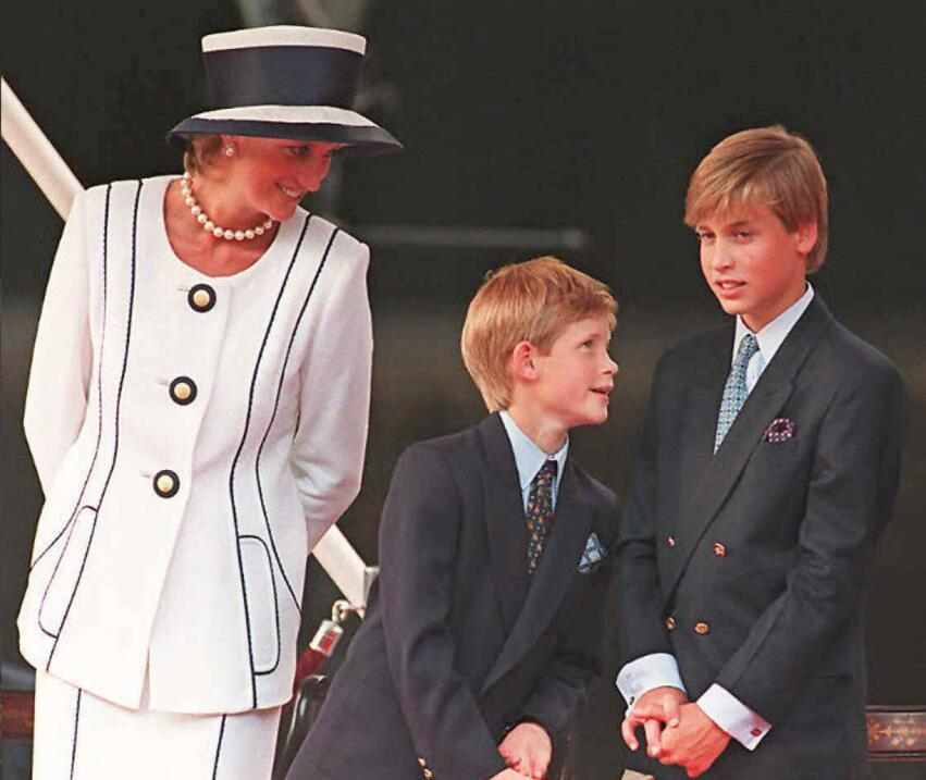 El momento en el que la princesa Diana confrontó a la amante (y ahora es...