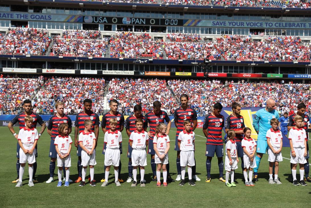 Aficionados de la Copa Oro rompieron récord de asistencia durante el pri...