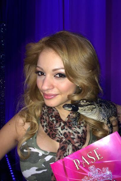 Josephine Ochoa es de Guatemala. Esta rubia ha causado sensación gracias...