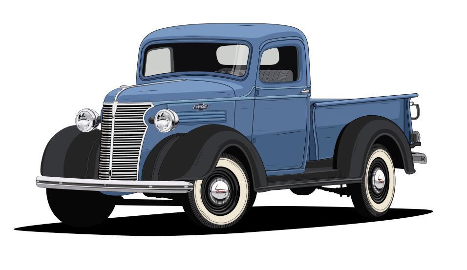 100 años pickups Chevrolet