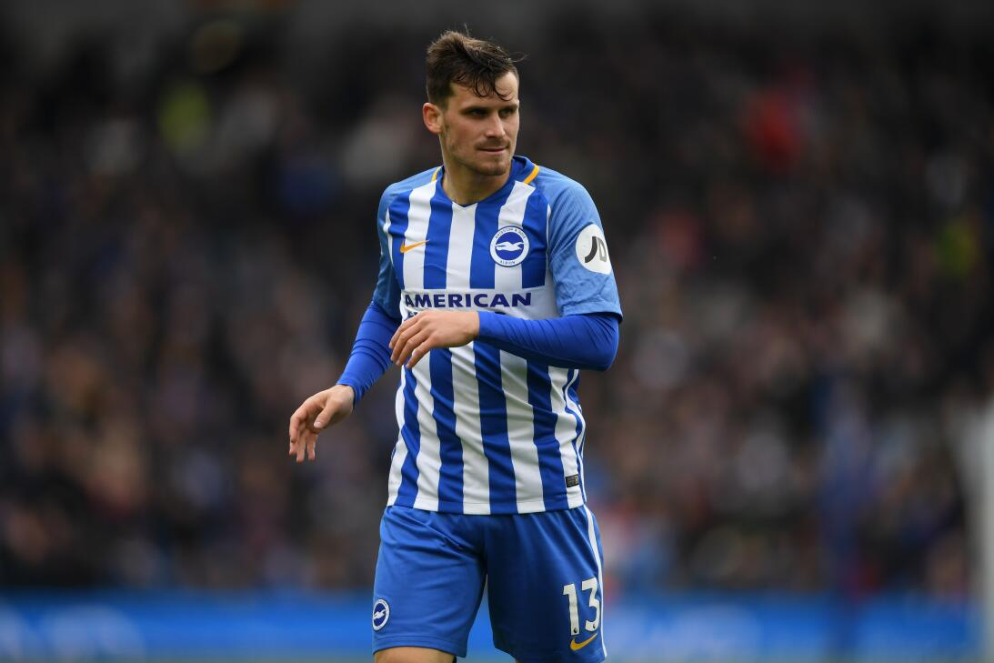 14. Pascal Gross (Brighton & Hove)