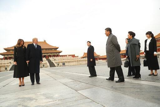 """""""Espero con mucha impaciencia entrevistarme con el presidente Xi, q..."""