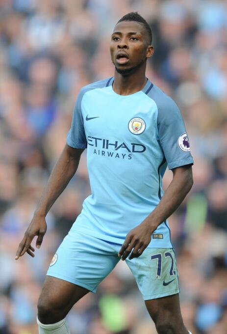 La joven promesa del Manchester City, Kelechi Iheanacho, podría salir al...