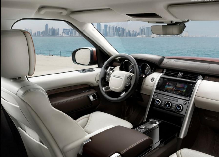 Jaguar Land Discovery 2018