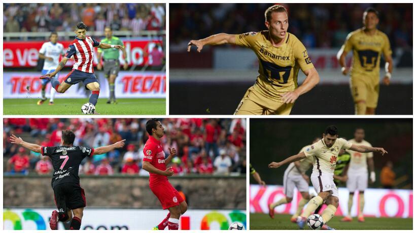 Lo mejor de la jornada 15 del Apertura 2016