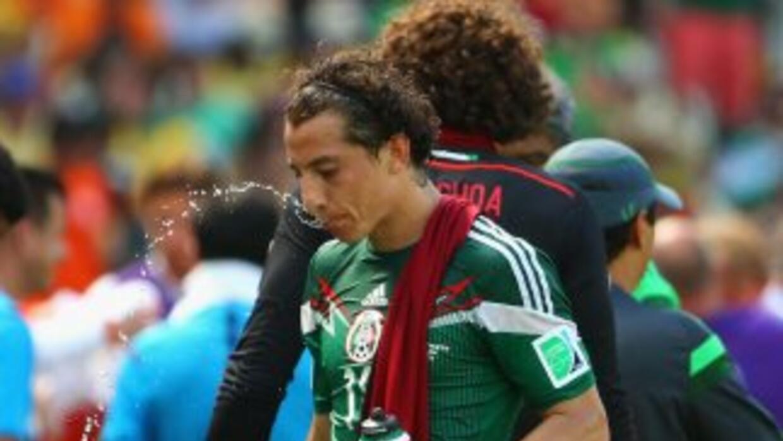 Andres Guardado admitió que México le dio la iniciativa a Holanda y ahí...