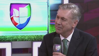 Ancelotti elogió el planteamiento del Tri ante Alemania y se adelantó al juego con Corea del Sur