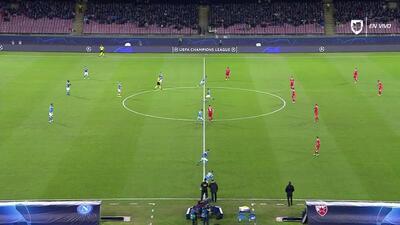 Highlights: Crvena Zvezda at Napoli on November 28, 2018
