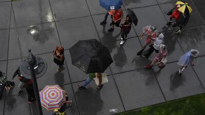 ¿Seguirá lloviendo este jueves en Chicago?