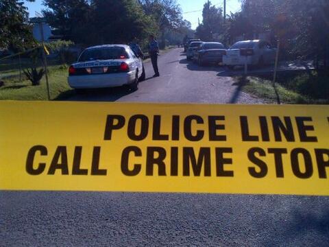 Un hombre murió en su casa luego de sacar un arma de alto calibre...