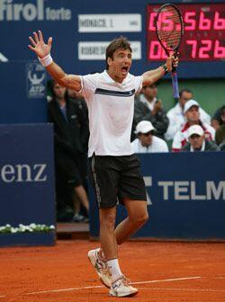 El tenista de Gerona, de 26 años, ha ganado dos títulos en siete días; e...