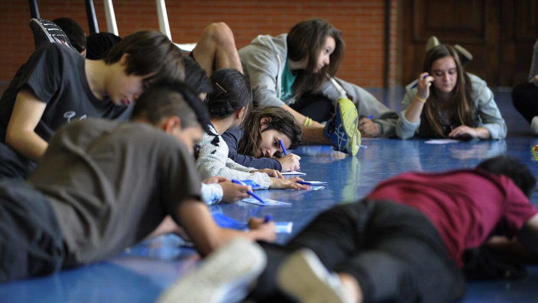 En la categoría de actividades académicas entran los clubs escolares de...