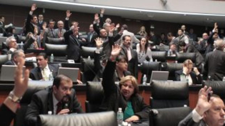 El Senado mexicano aprobó varias leyes secundarias de la reforma constit...