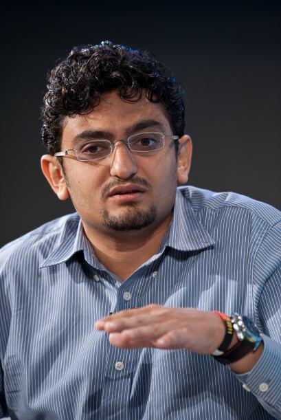 Wael Ghonim, ejecutivo de Google en Medio Oriente y héroe de la revoluci...