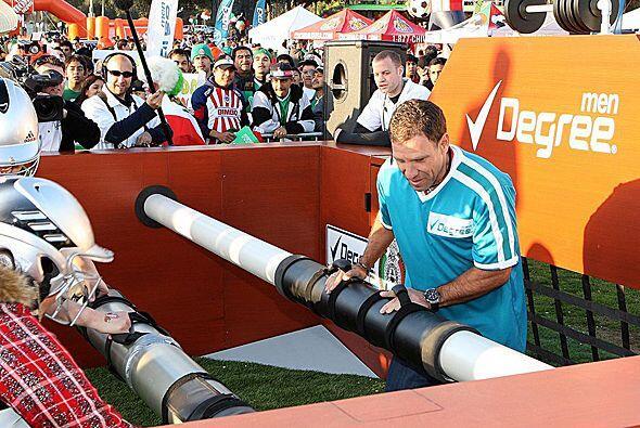 Aspe es un veterano de tres Mundiales con la Selección Mexicana.