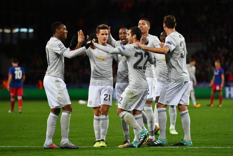 Así se jugó la jornada de este martes en la Champions League gettyimages...