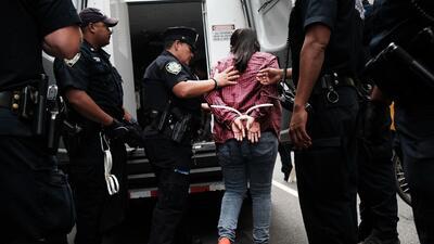Los cinco tipos de personas que hoy están en peligro de deportación