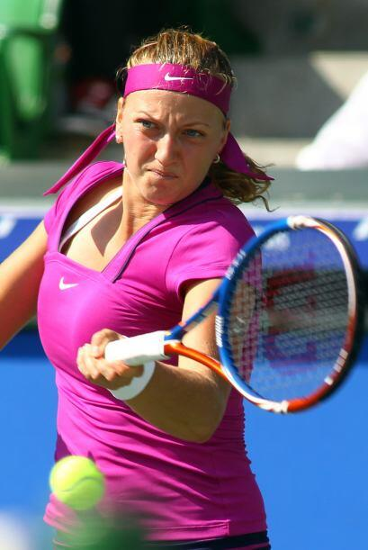Su víctima fue la checa Petra Kvitova, quien en 2011 dio la sorpresa y s...