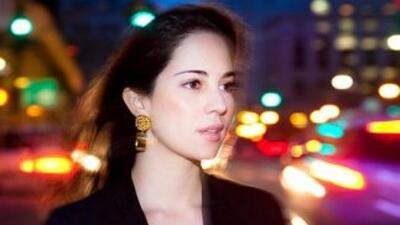 La periodista Mariana Atencio, del equipo de Univision Investiga de la c...