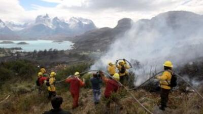 Las autoridades creen que los incendios pudieron haber sido intencionales.