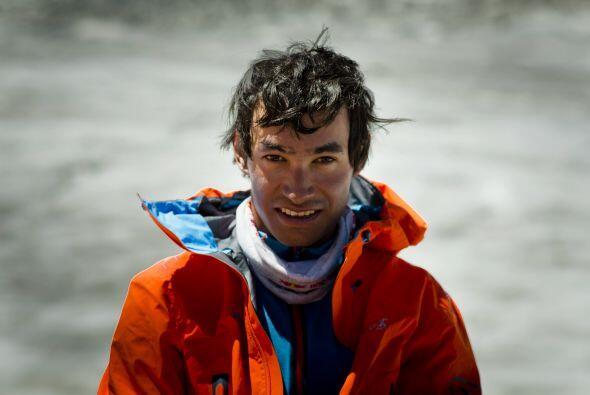 """David Lama, talentoso escalador y alpinista de 23 años, confiesa: """"Escal..."""