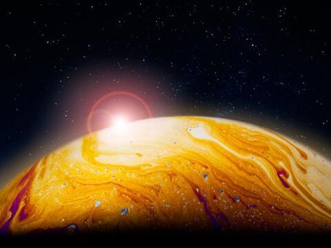 ¡El planeta Marte ha entrado en el signo de Piscis donde permanece...