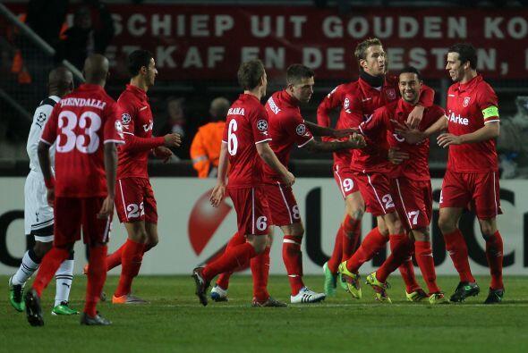 Los holandeses no fueron un rival sencillo y lo demostraron con goles.