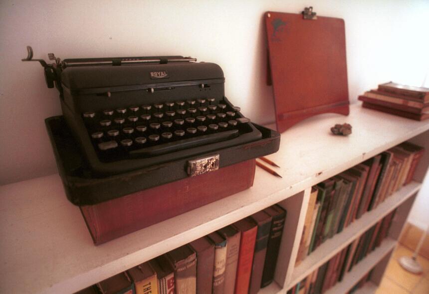 Esta finca fue el hogar del escritor estadounidense, Ernest Hemingway, d...