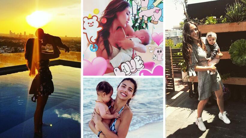 Marjorie de Sousa, Anahí, Zuria Vega y más actrices se con...