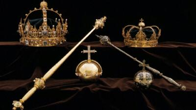 Un robo cinematográfico: se llevan joyas de la corona de Suecia y escapan en bicicleta y lancha