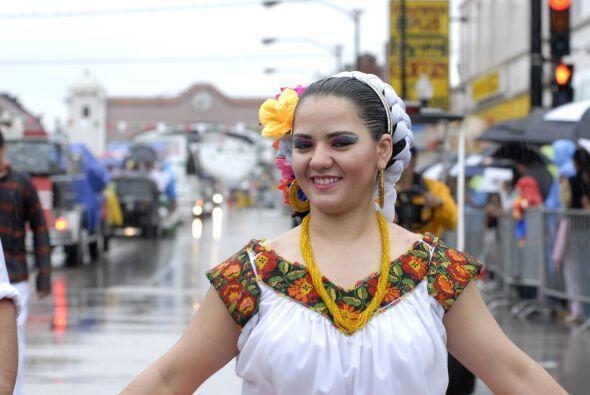 El Cinco de Mayo se celebra a los grande en los Estados Unidos y Chicago...