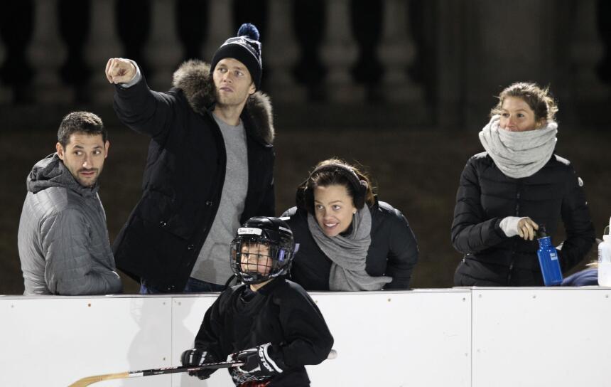 Tom Brady y Giselle Bündchen