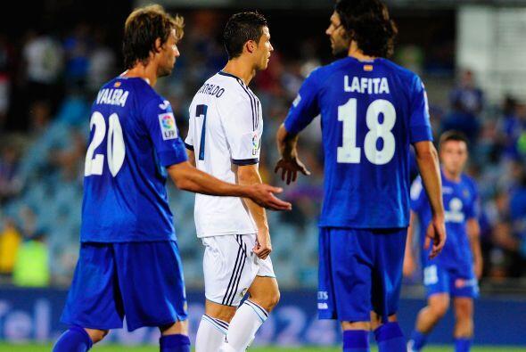 Todo en el estadio Alfonso Pérez no podían creer que el 'Geta' estuviera...