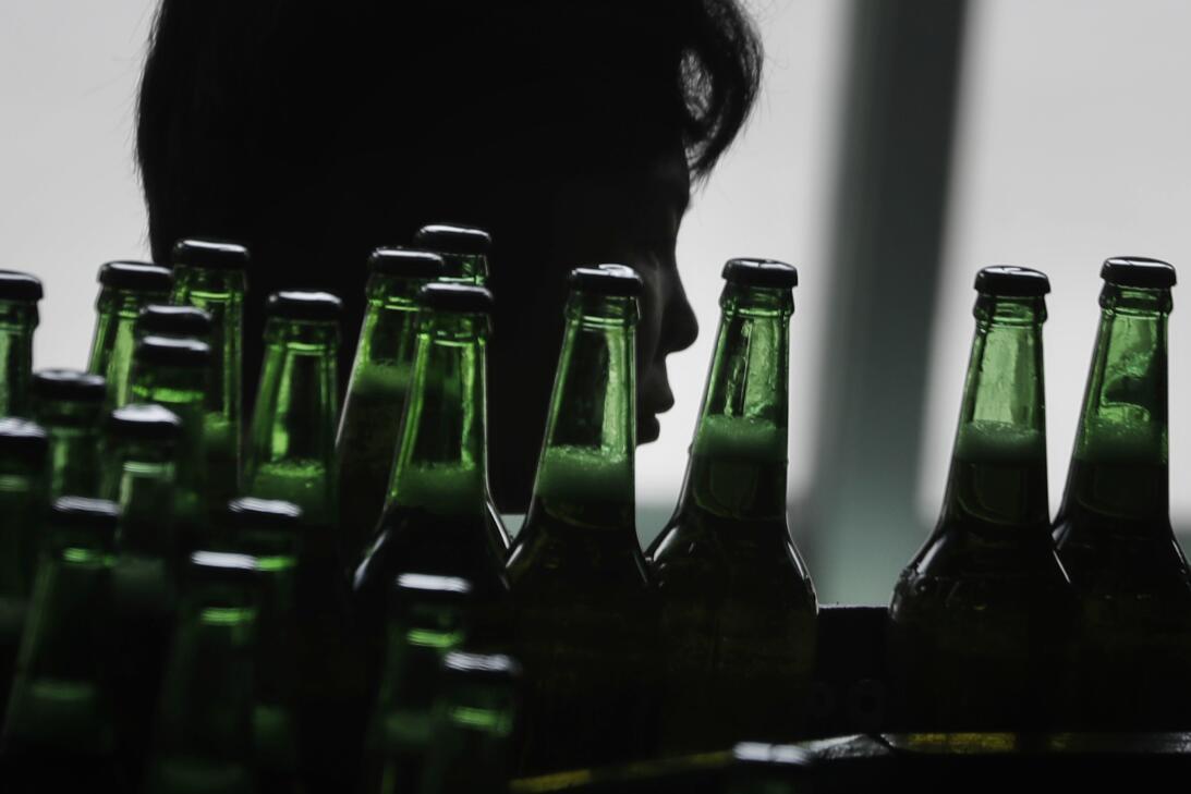 Cerveza Corea del Norte