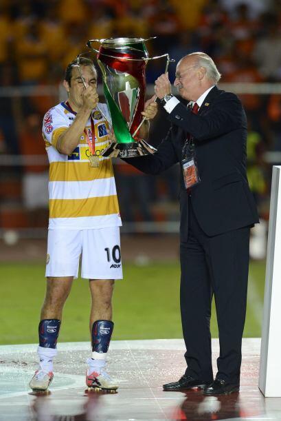 Aquella final del 2012 ha sido la única dominada por clubes de la Liga d...